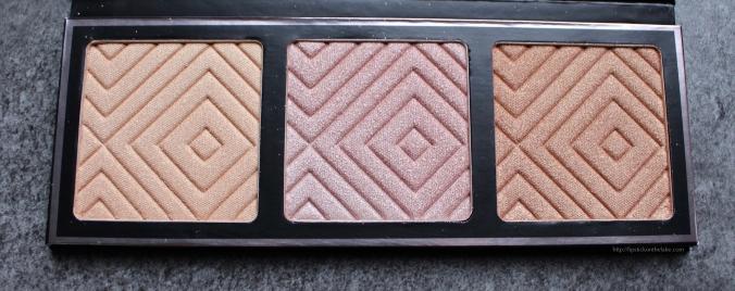 Makeup Geek KathleenLights Highlighter Palette