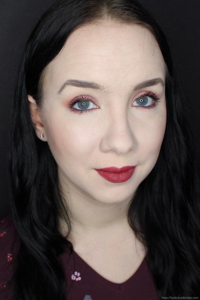 Viseart Petit Pro Palette 2 Makeup Look