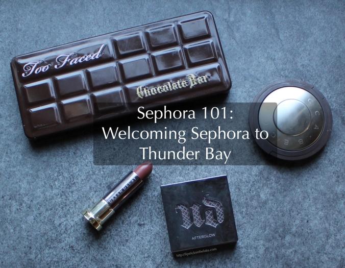 Sephora 101