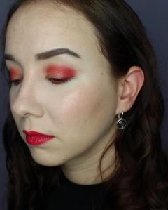 Colourpop Main Squeeze Palette Makeup Look