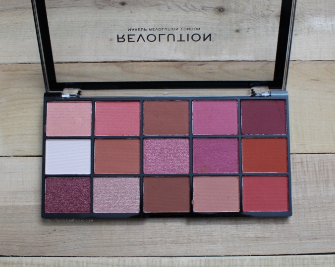 Makeup Revolution Reloaded Neutrals 2 Palette