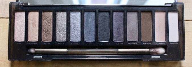 Urban Decay Naked Smoky Palette - Holiday Party Essentials