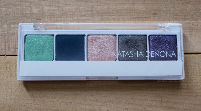 Natasha Denona Eyeshadow Palette 5 - Colour 1