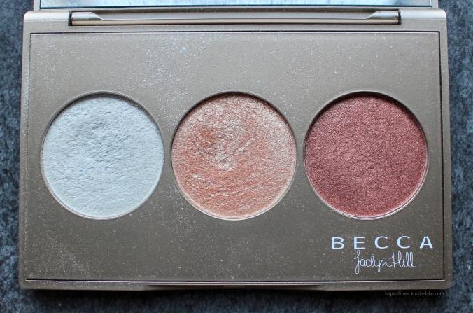 Becca Champagne Glow Palette