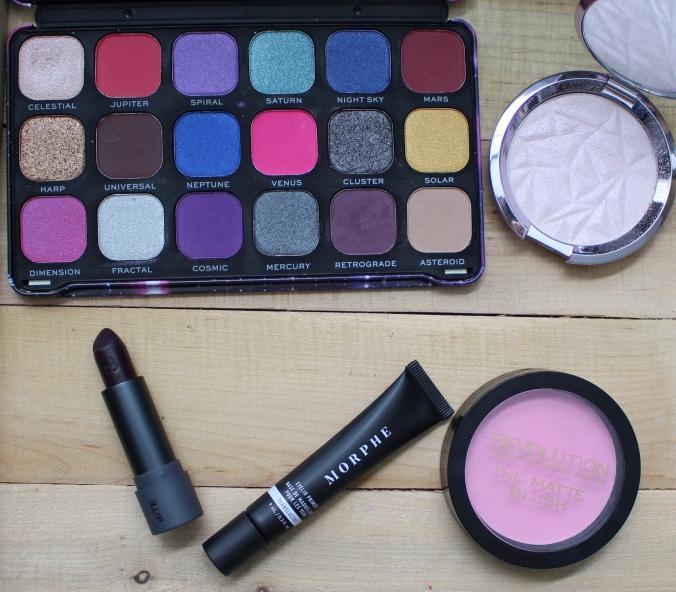 Makeup Revolution Constellation Palette