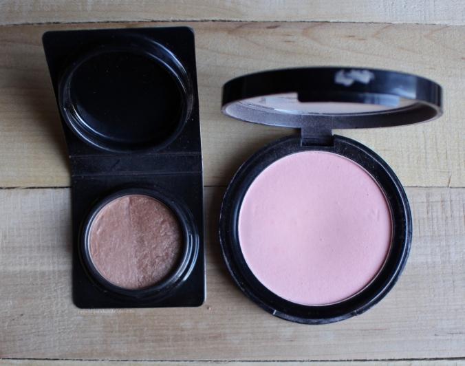 Too Faced Sun Bunny Bronzer, Makeup Revolution Beloved