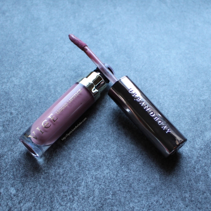 Urban Decay Vice Liquid Lipstick Backtalk