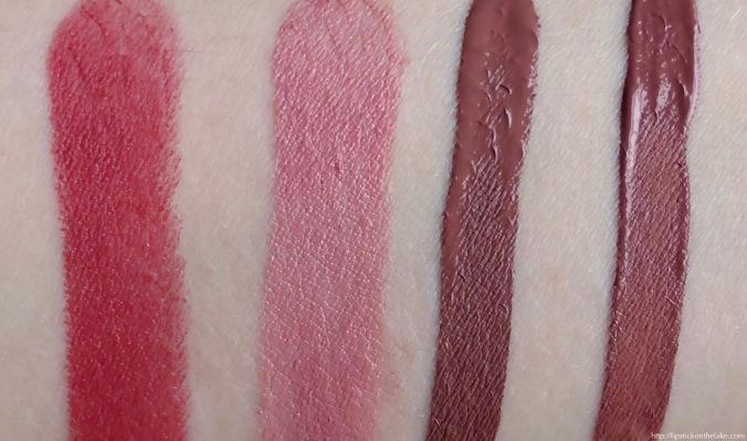 Most Worn Lipsticks